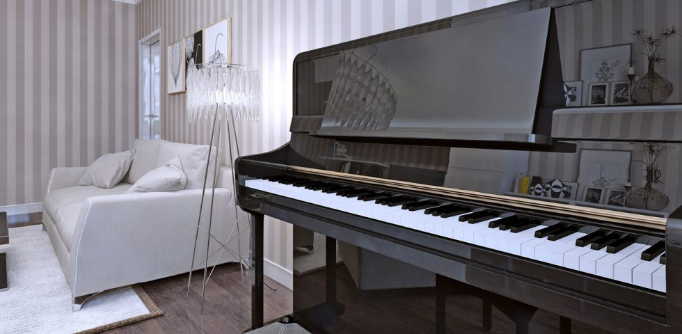 piano for rental