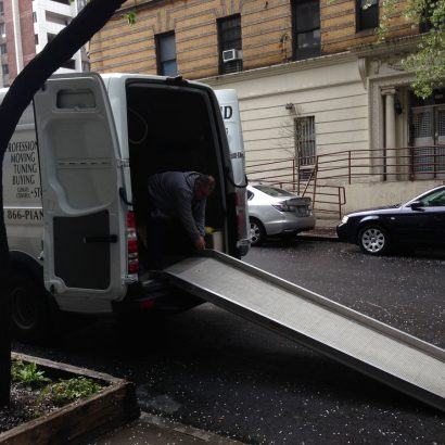 NYC Piano Moving